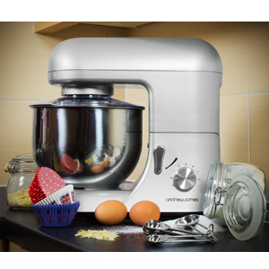 Andrew James 1300 Watt Electric Food Stand Mixer