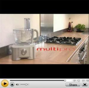 Kenwood FP920 3 Litre Multi Pro Food Processor