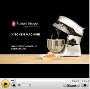 Russell Hobbs 18553 Food Mixer
