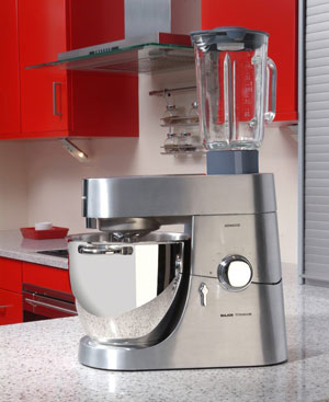Kenwood Titanium Major KMM020 Kitchen Machine
