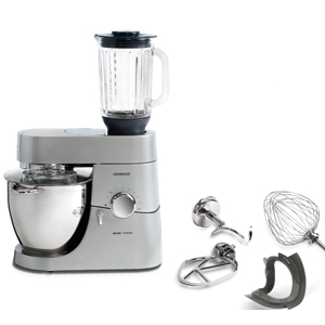 Kenwood Chef Major Titanium Stand Mixer