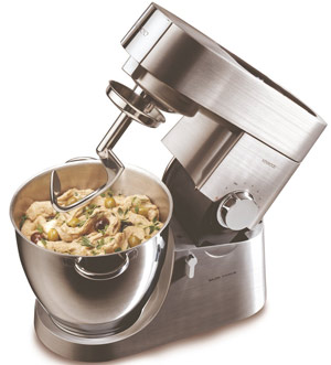 Kenwood KMM023 Major Titanium Kitchen Machine