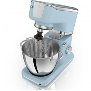 SWAN SP21010BLN Vintage Stand Mixer