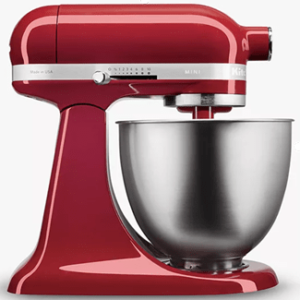 KitchenAid Mini Stand Mixer Empire Red