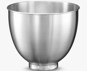KitchenAid Mini Stand Mixer 3.3 L stainless steel bowl